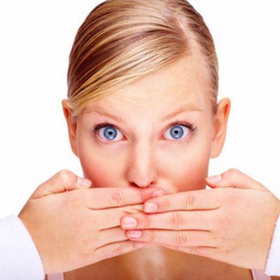 6 hábitos que prejudicam sua saúde bucal