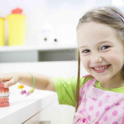 A importância do tratamento ortodôntico na infância